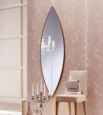 dekoratif+b%C3%BCy%C3%BCk+ayna+modeli Dekoratif Duvar Ayna Modelleri