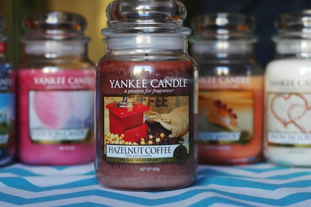 Yankee Candle - Hazelnut Coffee