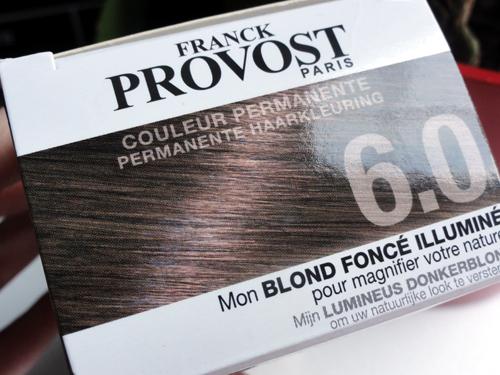 je prends la coloration environ 7 euros et par la mme occasion jinvestis dans le bol qui va avec et vendu sparment pour me la jouer coiffeuse - Franck Provost Coloration