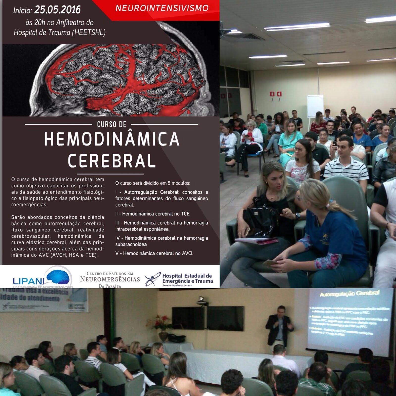 Hemodinâmica Cerebral