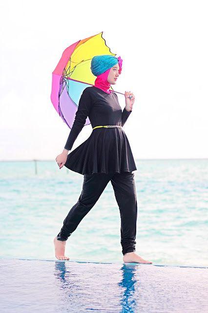 model baju renang