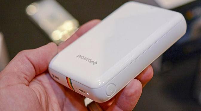 Polaroid Zip Smartphone Untuk Cetak Foto Instant
