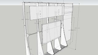 Designed in Google SketchUp