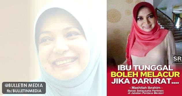 VIRAL!! DR.MASHITAH IBRAHIM : Ibu Tunggal BOLEH JUAL BADAN JIKA DARURAT??