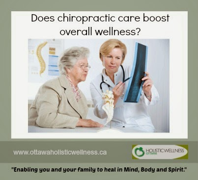Does Chiropractic care boost overall wellness?