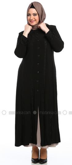 Baju Atasan Muslim Wanita Gemuk