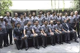 Indian Cricket Team 2011 World Cup Winner