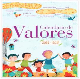 Calendario de Valores 2016-2017.