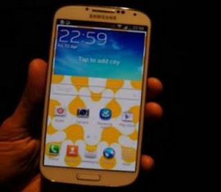 Samsung Galaxy S4 di jakarta