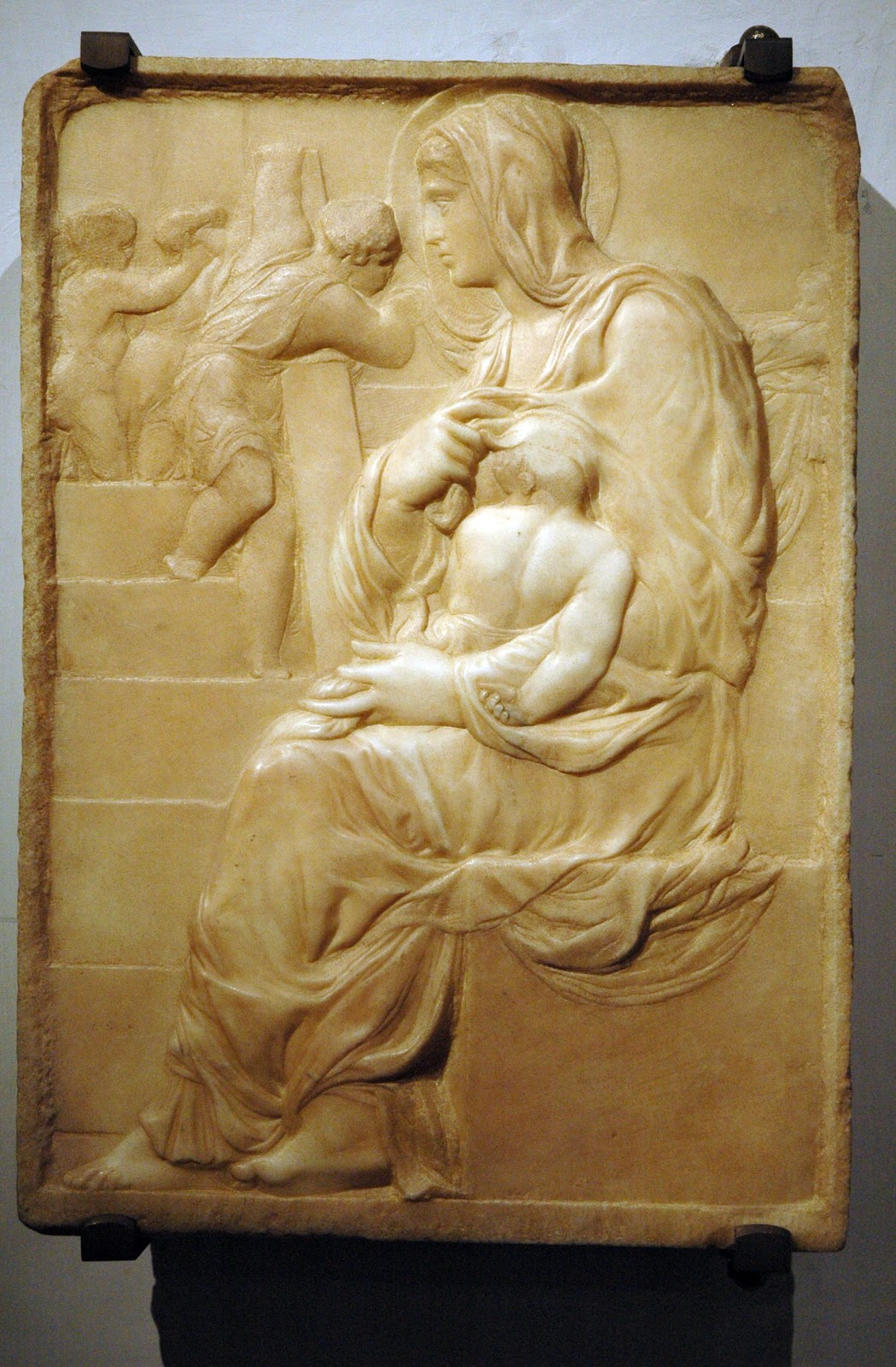 writing about michelangelo buonarroti The early years of michelangelo, and notes from his biography written by condivi  discussing the possible noble origin of the buonarroti family.