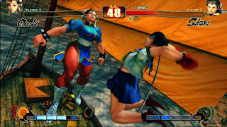 Ultra Street Fighter 4 Gameplay