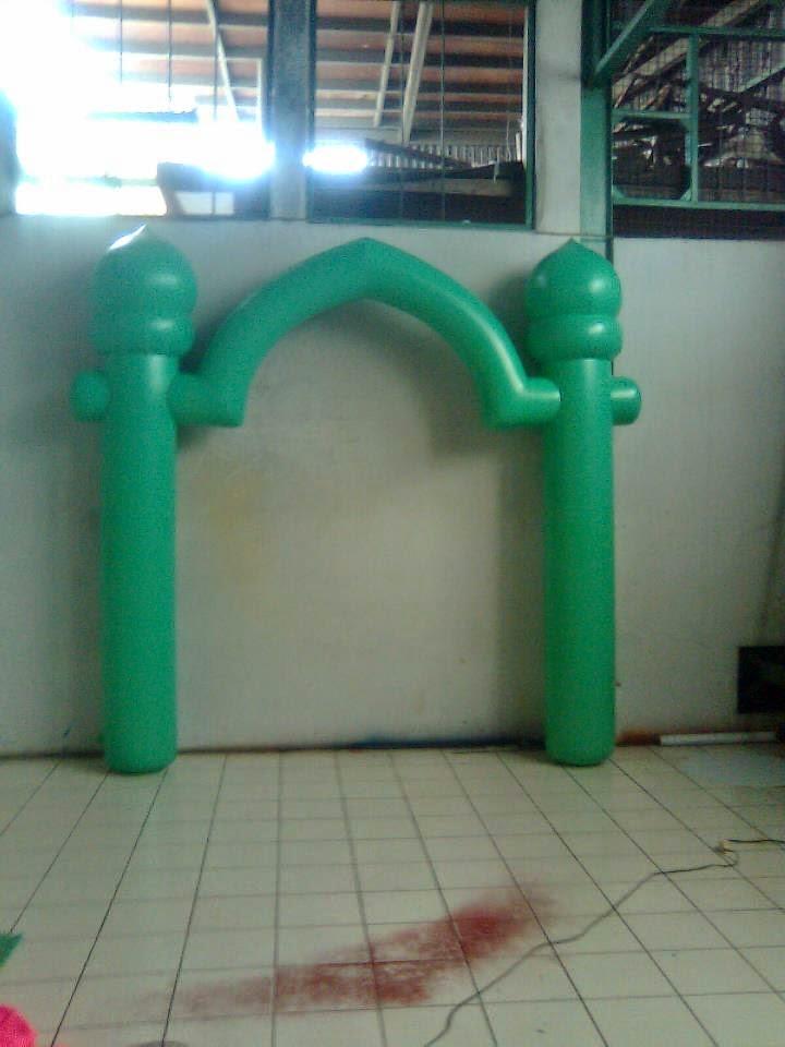 balon gate kastil murah