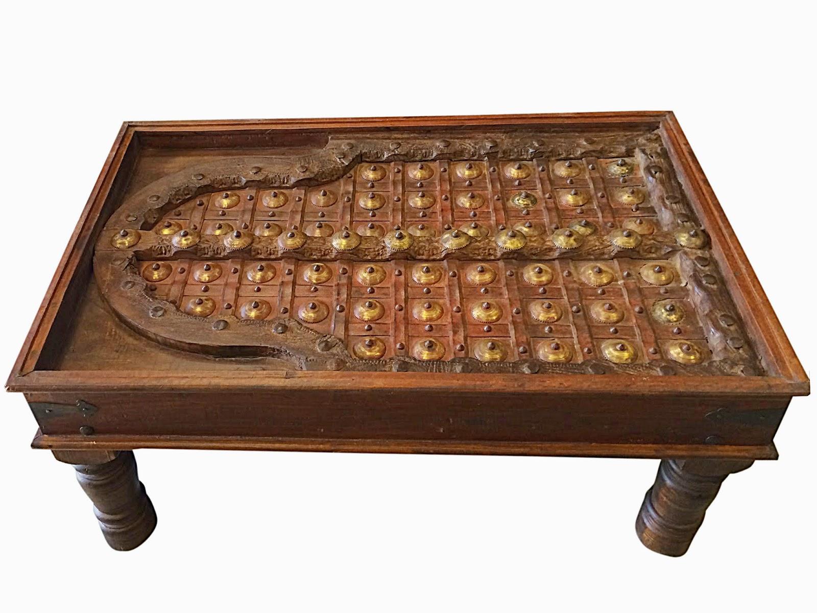 Mogul Interior Designs Antique Coffee Table interiorlove
