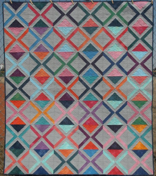 Chainlinks Quilt Tutorial