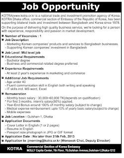 bangladeshi jobs
