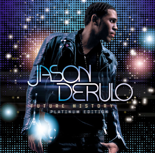 History Platinum: Photo : Album Cover : Jason Derulo