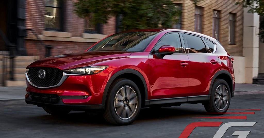 Новые Mazda СХ-3 2018 года и CX-5