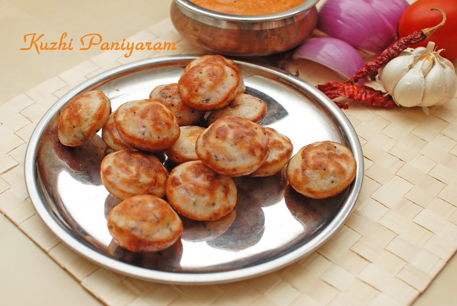 Chettinad kuzhi paniyaram indian breakfastdinner recipe from kuzhi paniyaram forumfinder