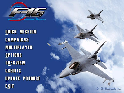 F-16 Multirole Fighter Download Free