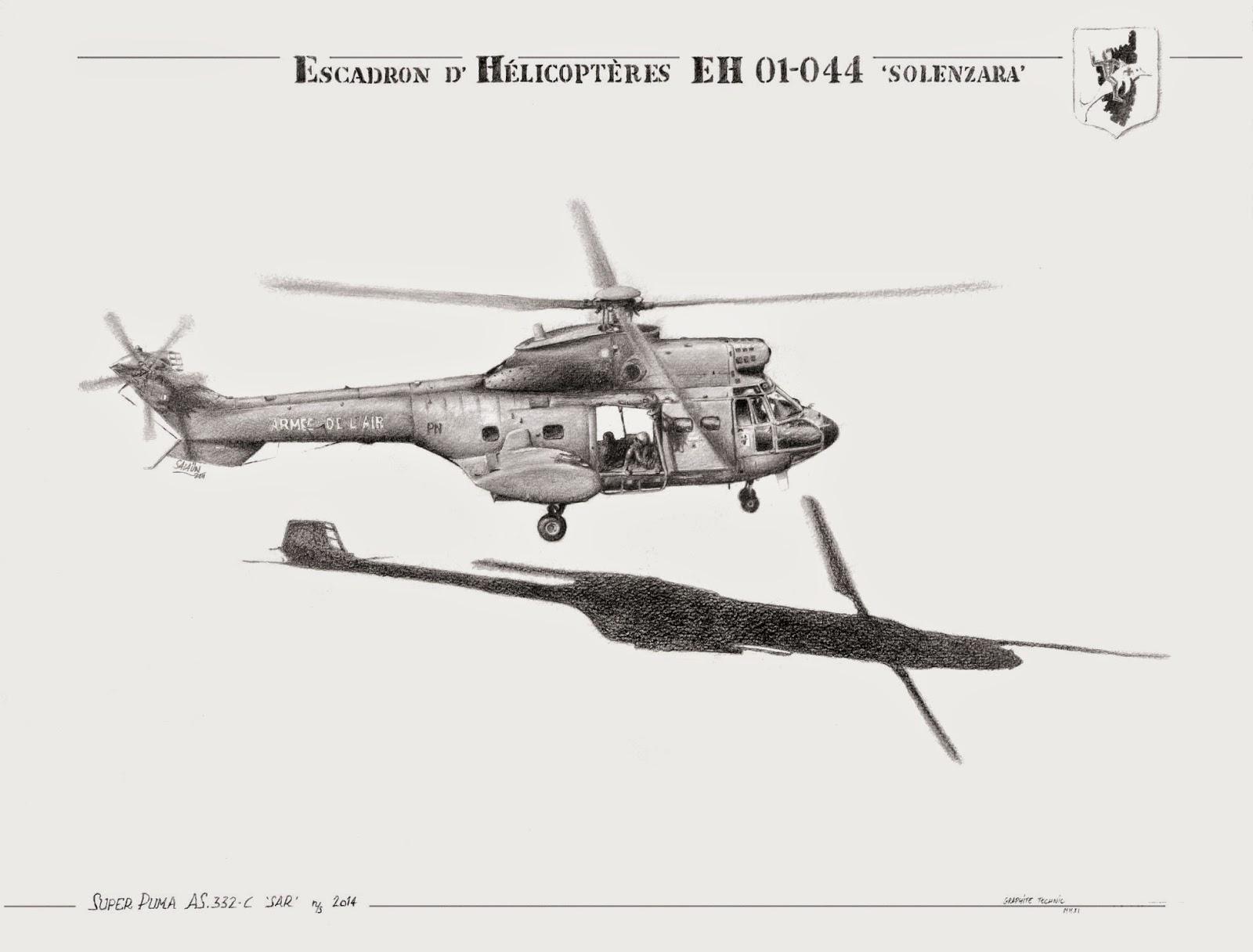 AS-332 C 'Super-Puma'