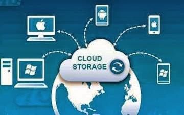 Penyedia Jasa Cloud Storage