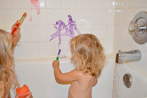 Bath Paint Recipe