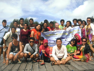 backpacker di karimunjawa