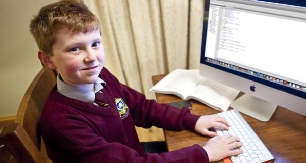 Anak 13 Tahun Sudah Menjadi Developper Game