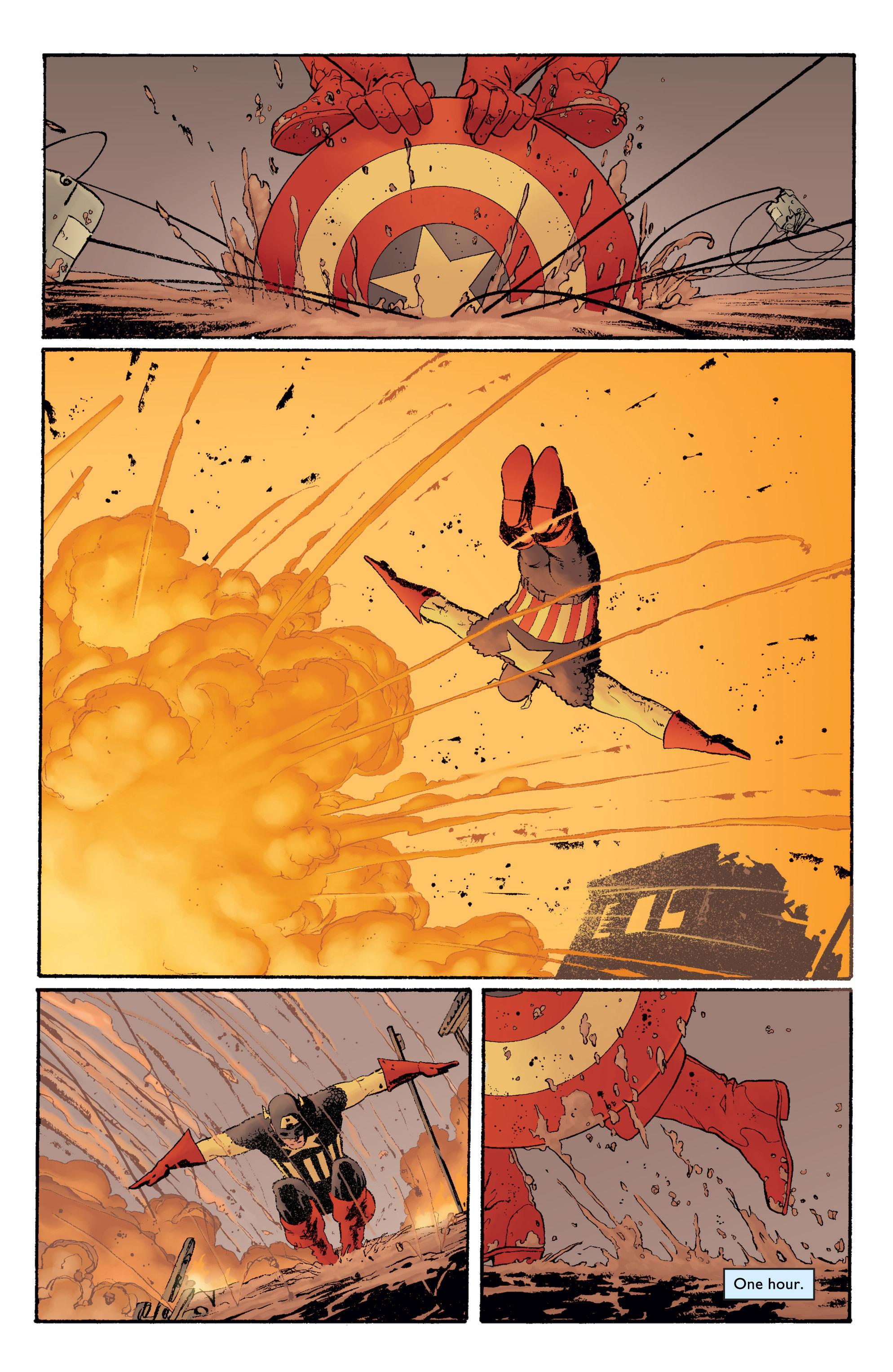 Captain America (2002) Issue #2 #3 - English 22