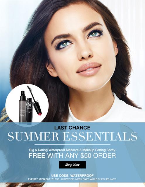 Avon Waterproof Mascara Free