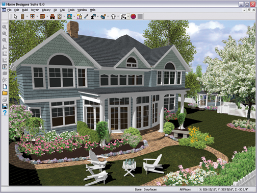 My home design home design software Free 3d building design software