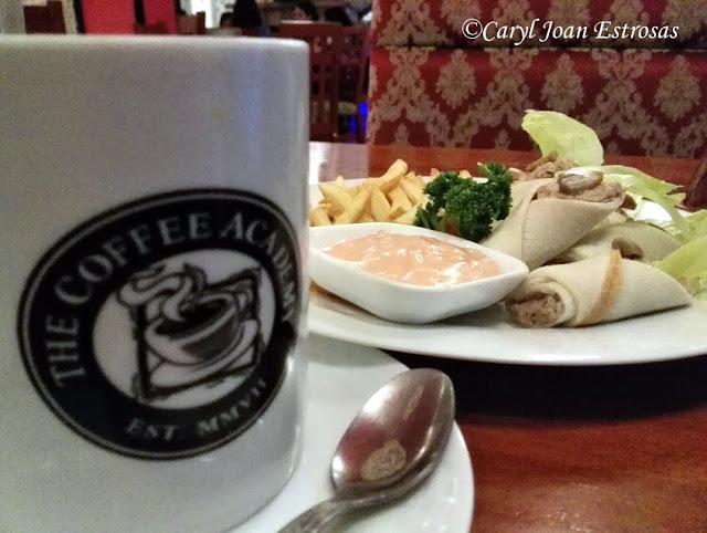 Hungry-pinay.blogspot.com: Coffee Academy, Angeles City