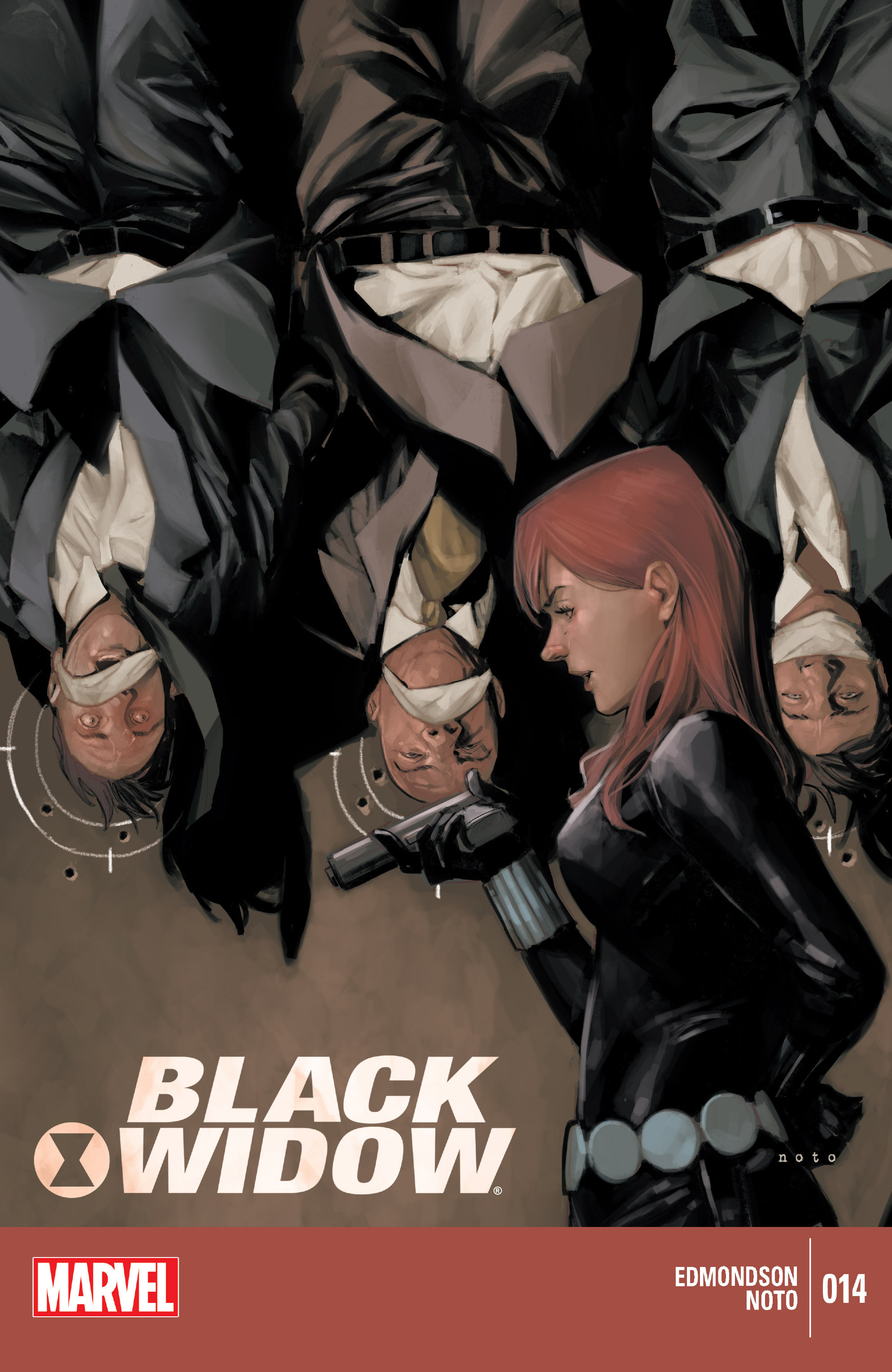 Black Widow (2014) issue 14 - Page 1