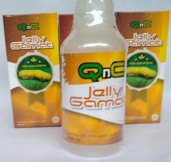 JELLY GAMAT GOLD-G  -  QNC tambah Ongkir