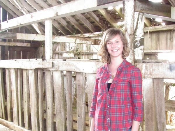 The Farmer Girl Blouse