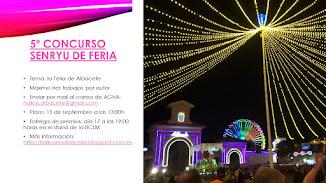 5º Concurso Senryu de Feria