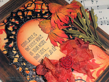 Sunday Stampers - Week 350 - You Don't Bring Me Flowers