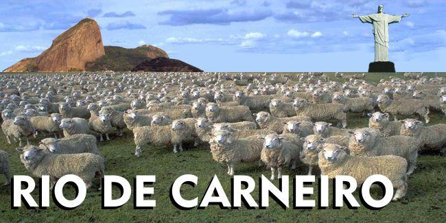 """Rio de Carneiro - O lado """"bovino"""" do Rio de Janeiro"""