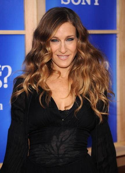Celebrity Ombre Hairstyle - Sarah Jessica Parker