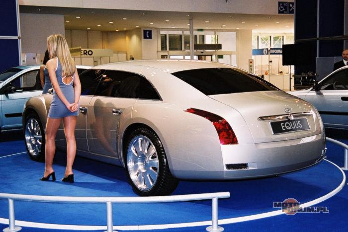 Sports Carz Centre Hyundai Equus Limousine