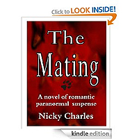 The Mating (Law of the Lycans) by Nicky Charles