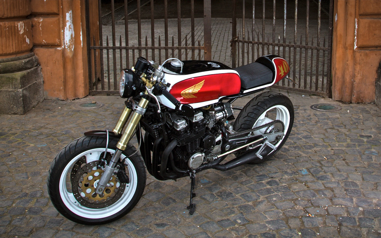Honda Cbx 750 F1 Cafe Racer 99garage Cafe Racers