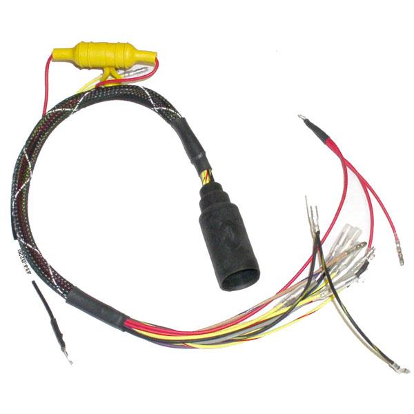 Magemarinestore wiring harness for mercury and omc