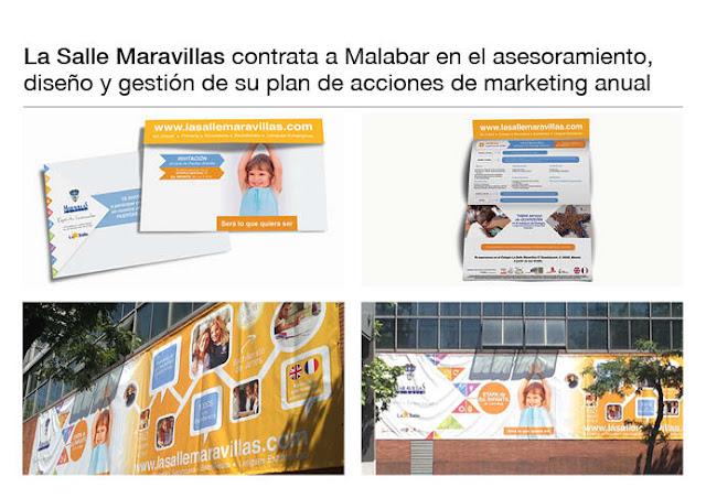 Consultoría y asesoramiento en el plan de acciones de marketing de un Colegio