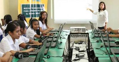 MINEDU convoca a examen para profesores de inglés