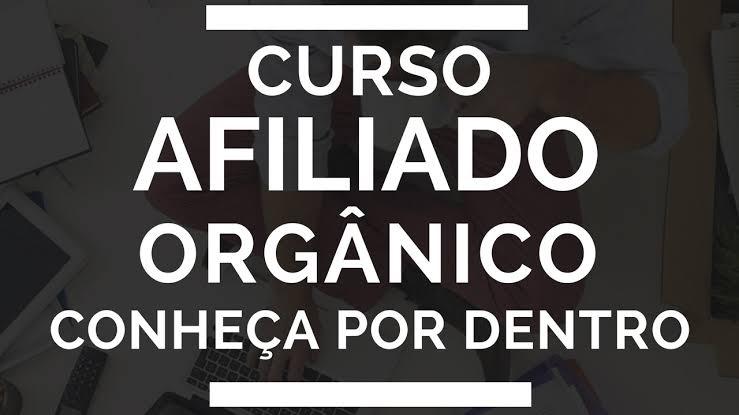 Curso - Afiliado Orgânico 2.0