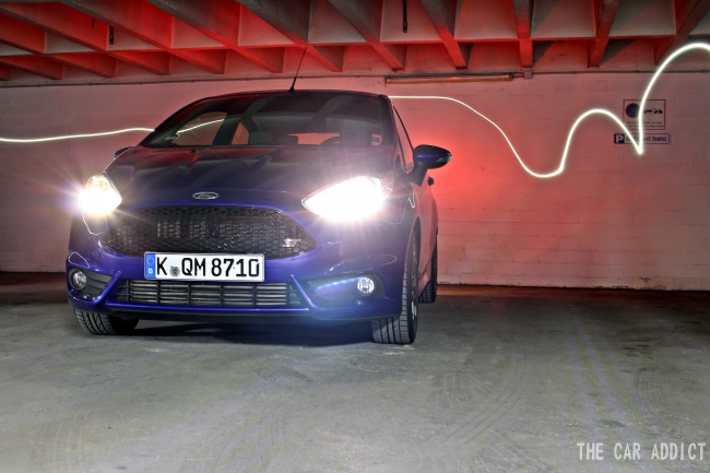 Test Drive Ford Fiesta ST