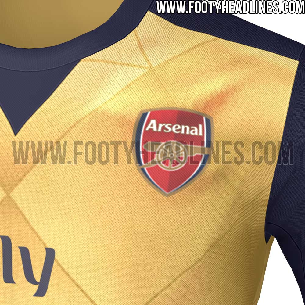 Bsmx Appreciating The Worlds Finest In Football Kits Vol 2 Page Kaos Arsenal Jersey Img