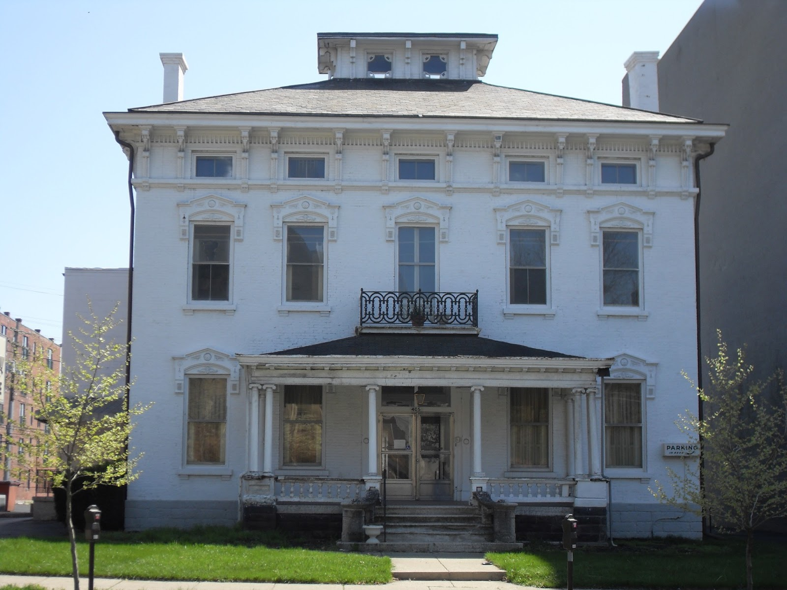 historic funeral parlor for sale in columbus updated may 4 2014 haunted history of columbus. Black Bedroom Furniture Sets. Home Design Ideas