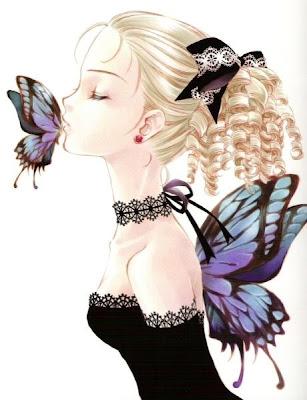 kiss Butterfly